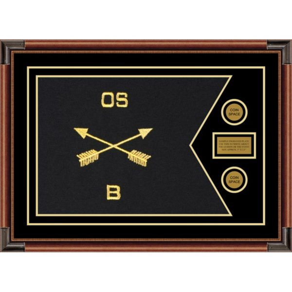 "Special Forces Version 2 28"" x 20"" Guidon Design 2820-D1-M4"