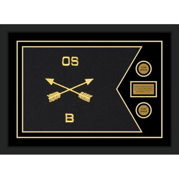 "Special Forces Version 2 28"" x 20"" Guidon Design 2820-D1-M5"