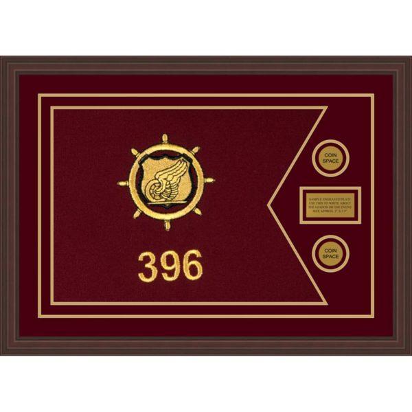"Transportation 28"" x 20"" Guidon Design 2820-D1-M6"