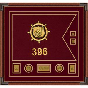 "Transportation 28"" x 20"" Guidon Design 2820-D3-M4"