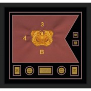 "Warrant Officer 28"" x 20"" Guidon Design 2820-D3-M5"