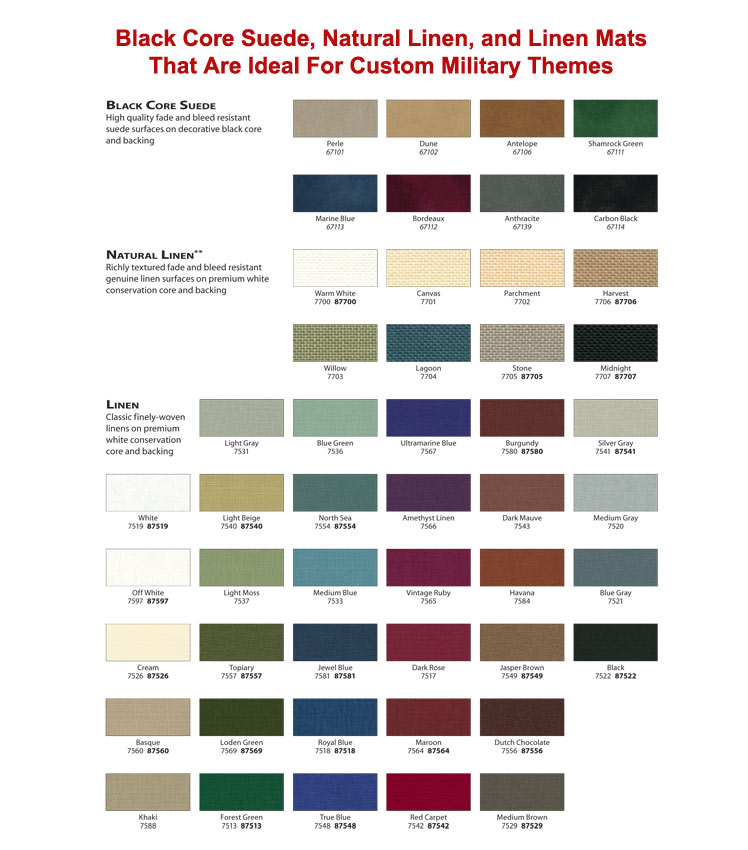 Guide To Quality Custom Military Framing Framed Guidons