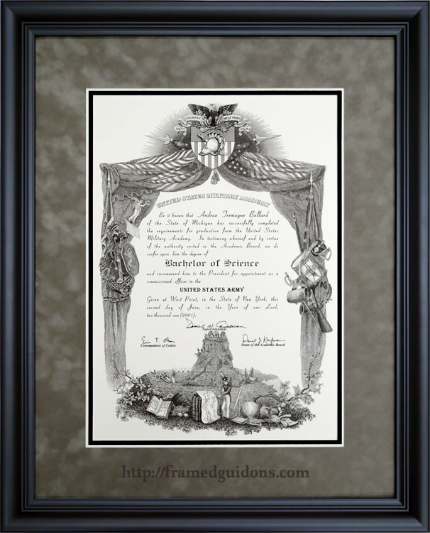 Framed Nautical Chart Gallery - Awards, Certificates, and Diploma Examples ...