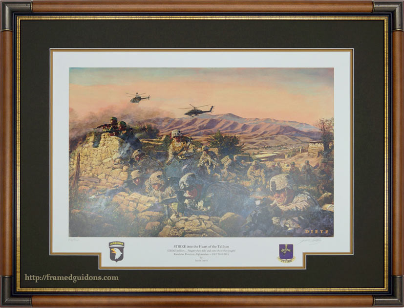 Gallery Custom Framed Military Prints And Photos