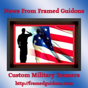 Framed Guidons Website - News About Us and Website Developments