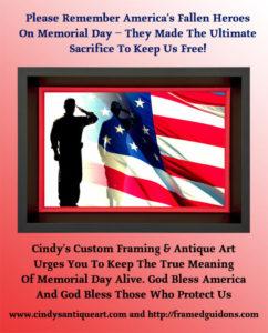 Memorial Day - Honoring America's Fallen