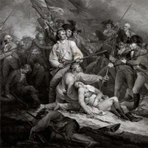 Remembering July 4th at the Battle Of Bunker Hill