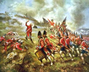 Remembering July 4th with the British Attack on Bunker Hill